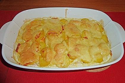 Kartoffel - Eier - Auflauf 2