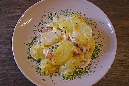 Kartoffel - Eier - Auflauf 13