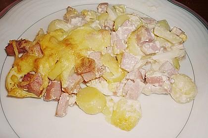 Kartoffel - Eier - Auflauf 11