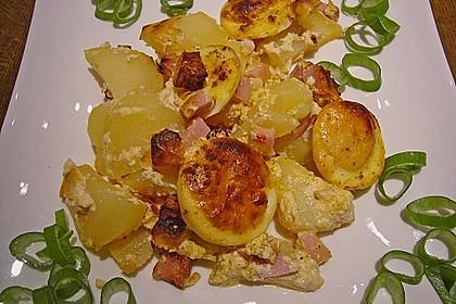 Kartoffel - Eier - Auflauf 8