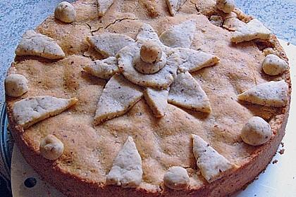 Hazelnut Crusted Apple Pie 6