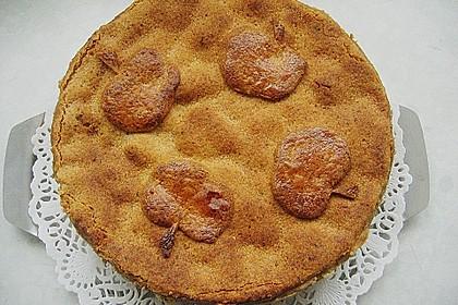 Hazelnut Crusted Apple Pie