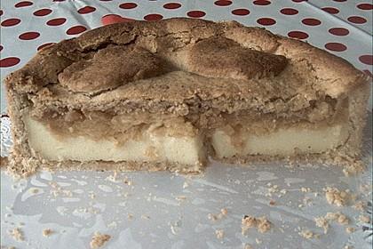Hazelnut Crusted Apple Pie 12