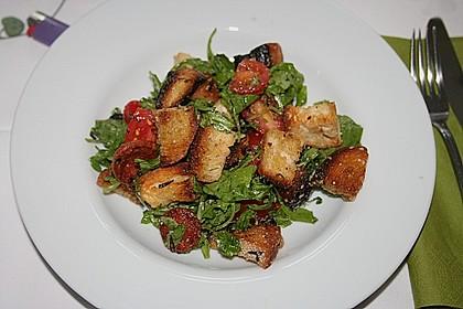 Italienischer Brotsalat 2