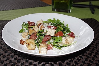 Italienischer Brotsalat 17
