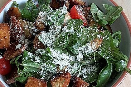 Italienischer Brotsalat 10