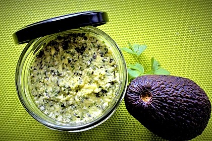 Avocado - Pesto 3