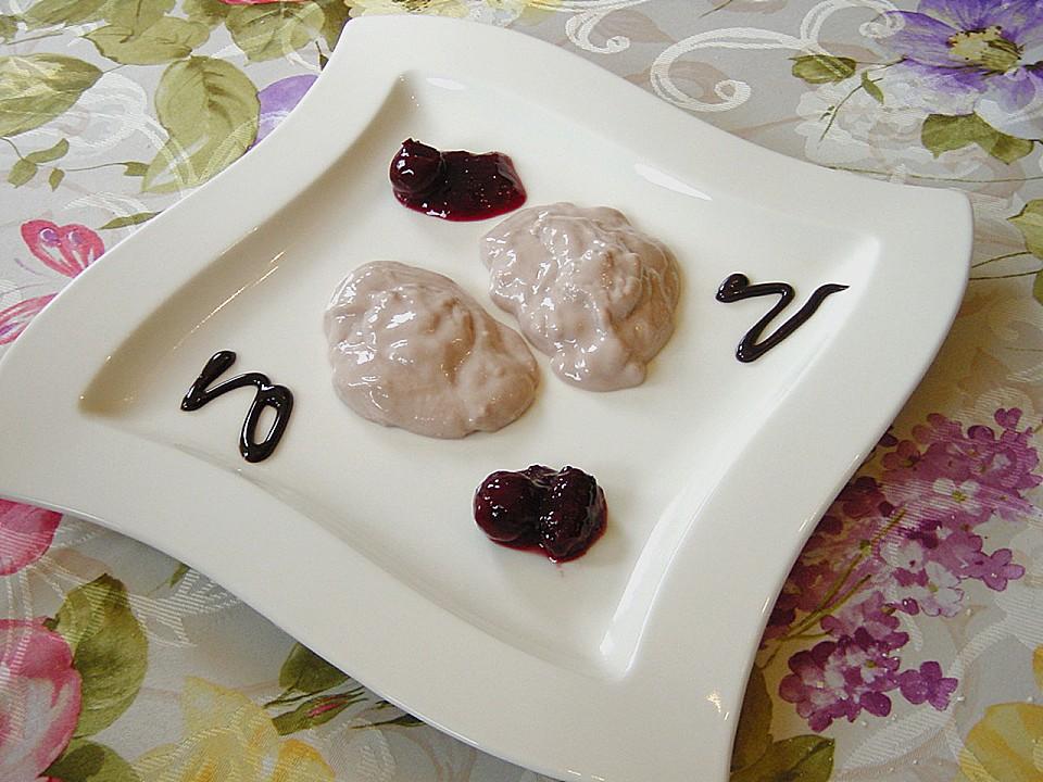 rotweinmousse mit wei er schokolade rezept mit bild. Black Bedroom Furniture Sets. Home Design Ideas