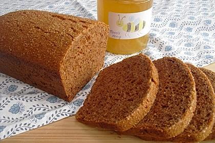 Schneller Honigkuchen 11