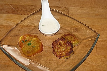 Süßkartoffel-Rösti mit Haselnüssen 8
