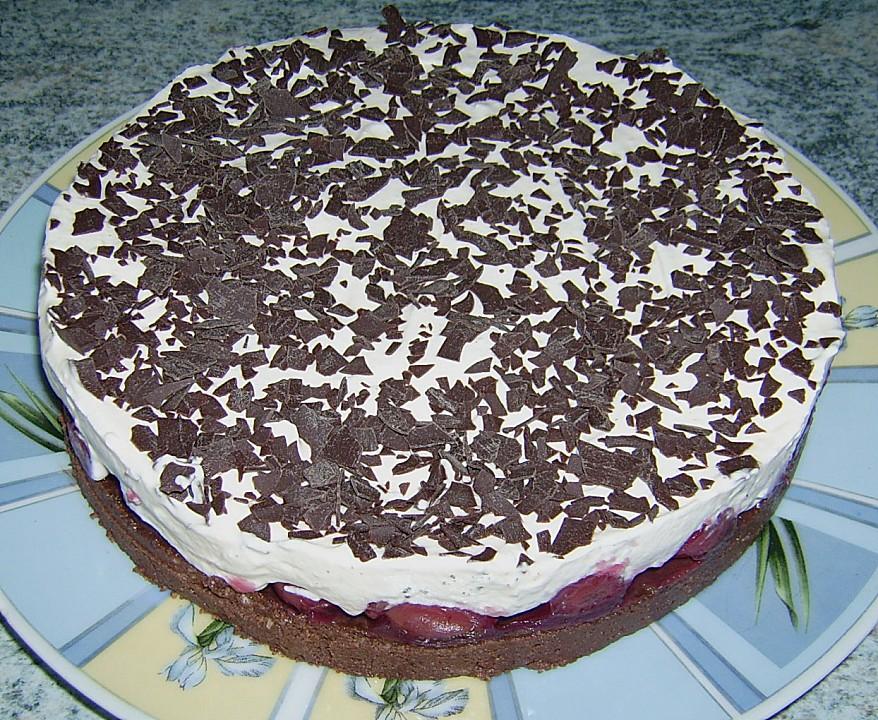 Zwieback torte ohne backen