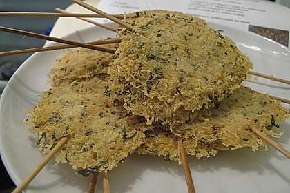 Parmesan - Chips 10