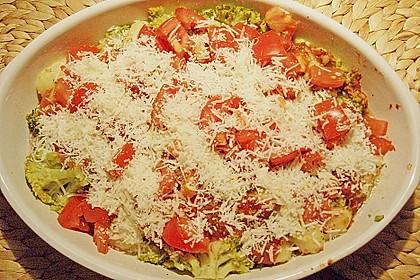 Gnocchi - Brokkoli - Auflauf 8