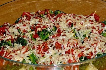 Gnocchi - Brokkoli - Auflauf 6