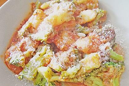 Gnocchi - Brokkoli - Auflauf 9