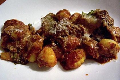 Gnocchi - Brokkoli - Auflauf 5