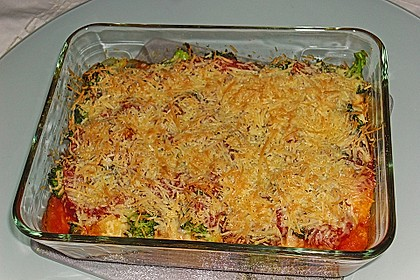 Gnocchi - Brokkoli - Auflauf 3