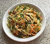 Asiatischer Rettich - Möhren - Salat