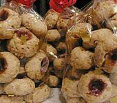 Husarenkrapferl für Diabetiker (Bild)