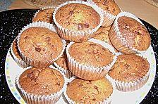 Inges Blätterkrokant - Muffins