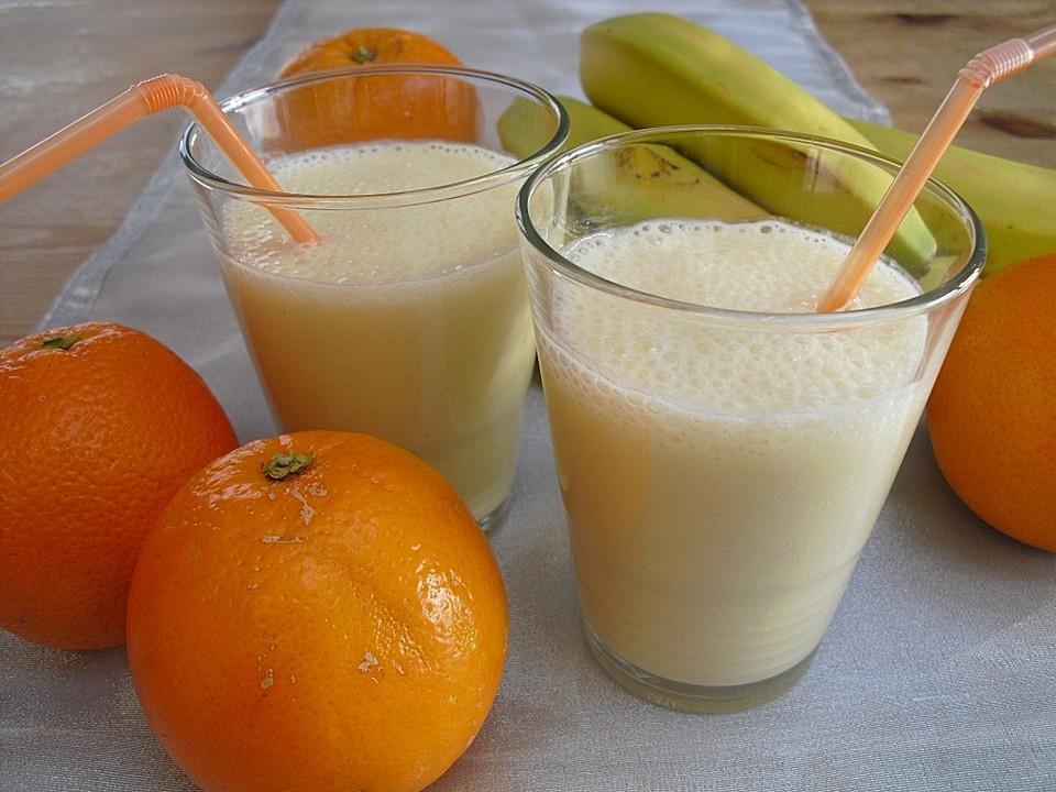 fr hst cks joghurt drink rezept mit bild von diemitdemwoktanzt. Black Bedroom Furniture Sets. Home Design Ideas