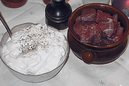 Fleisch - Fondue 3