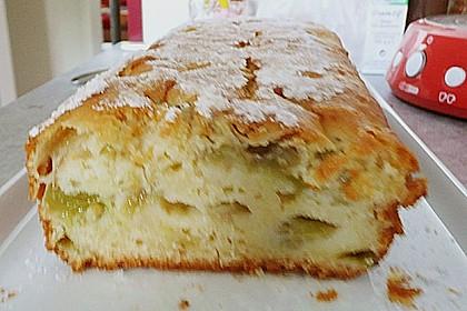 Rührkuchen mit Quark und Mandarinen 21