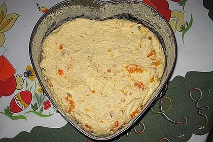 Rührkuchen mit Quark und Mandarinen 19