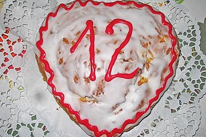 Rührkuchen mit Quark und Mandarinen 17