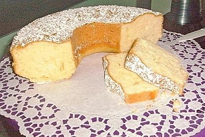 Rührkuchen mit Quark und Mandarinen 7