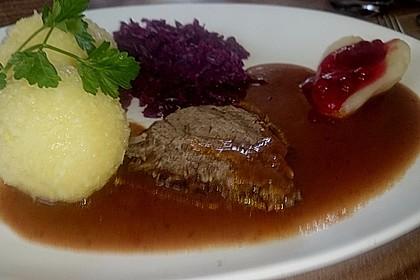 Fränkischer Sauerbraten 5