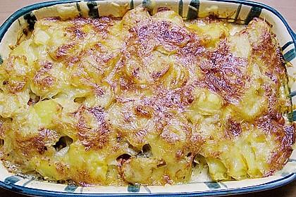 Anni's Kartoffelgratin 2