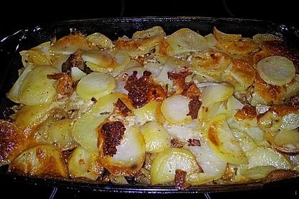 Anni's Kartoffelgratin 4