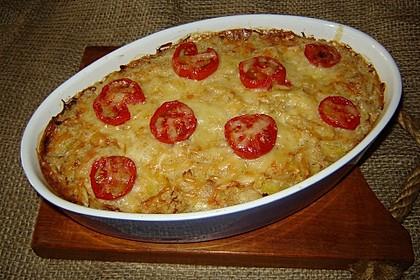 Sauerkraut - Kartoffel - Auflauf 0