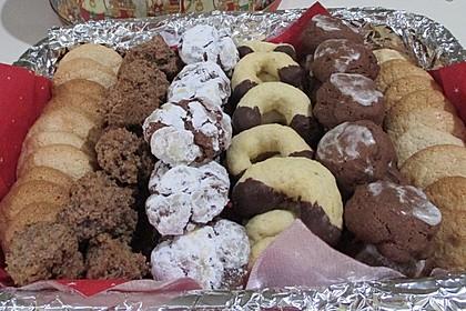 Puddingkipferl (Bild)