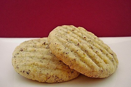 Rezepte fur nuss kekse