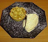 Apfel – Streusel – Muffins a la Feuermohn (Bild)
