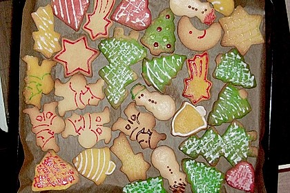 Weihnachtsplätzchen 46