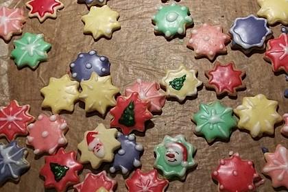 Weihnachtsplätzchen 25