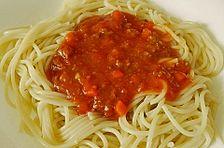 Spaghetti Bolognese á la Maus