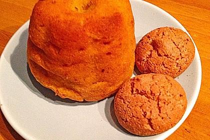 Kürbismuffins mit Äpfeln 4