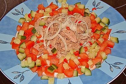 Sommer - Thunfischsalat