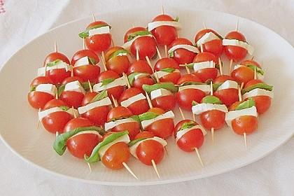 Tomate - Mozzarella - Sticks 42