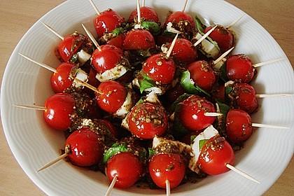 Tomate - Mozzarella - Sticks 10