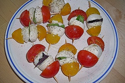 Tomate - Mozzarella - Sticks 41