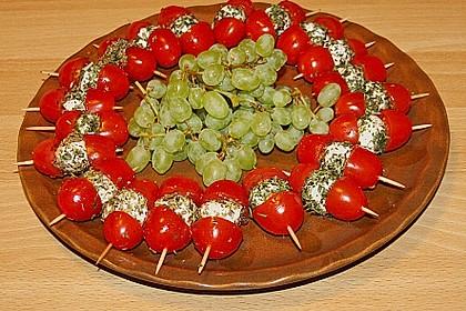 Tomate - Mozzarella - Sticks 33