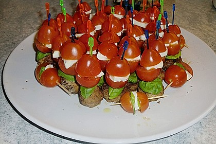 Tomate - Mozzarella - Sticks 43