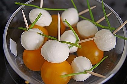 Tomate - Mozzarella - Sticks 27