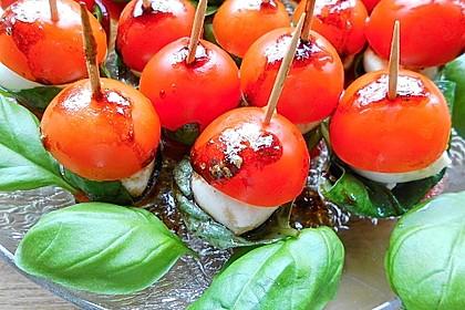 Tomate - Mozzarella - Sticks 11