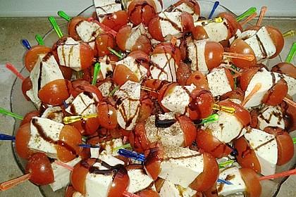 Tomate - Mozzarella - Sticks 55